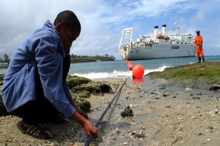 The Hustler's Digest - Submarine Cable: Africa's New Source of Reliable Internet