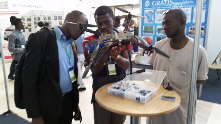 William Elong Raises 1.3 Billion FCFA to conquer the international market with his drones made in Cameroon