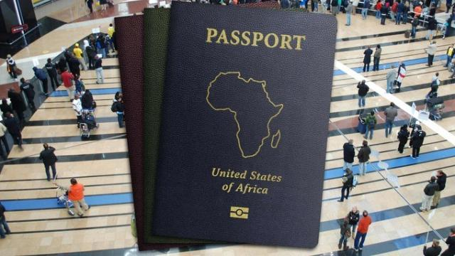 AU to Unveil Single African Passport Design This Year