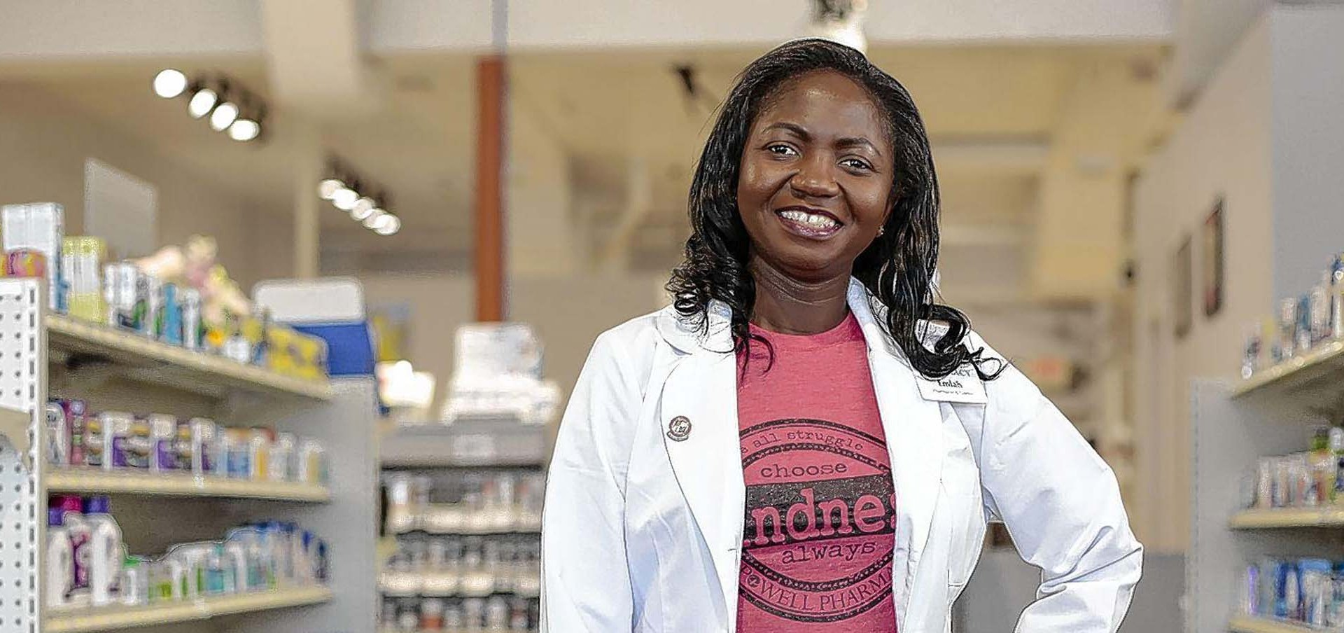 Cameroonian, Emlah Tubuo Overcomes the Storm to become A Successful Drug Store Owner in the US