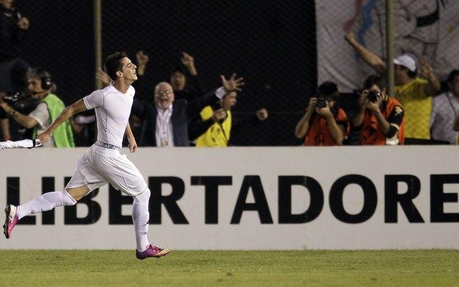 Alejandro Silva Libertadores