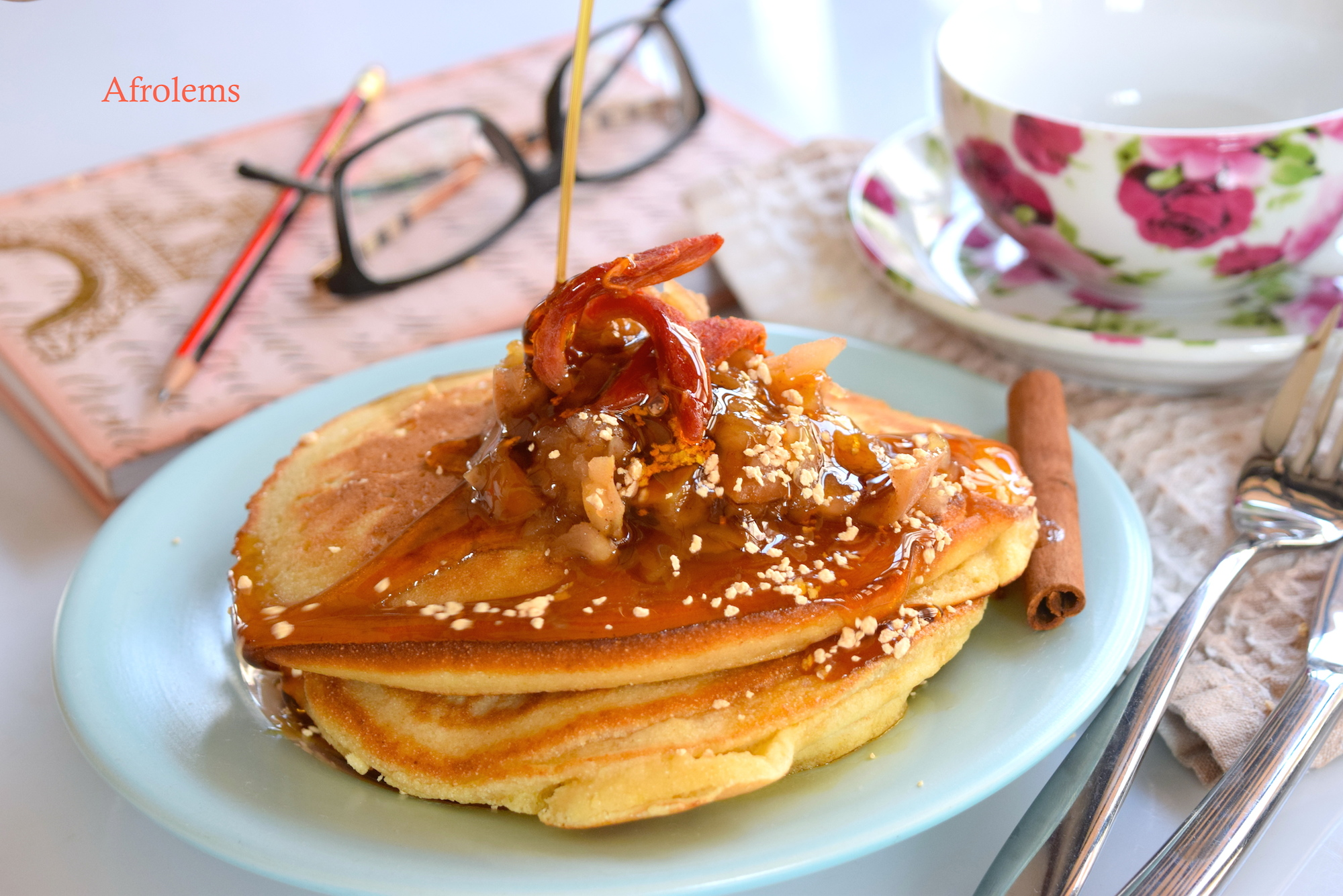 How to cook pancakes with semolina 18