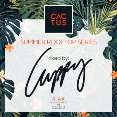 Dj Cuppy-Cactus-Roof-Mix-Artwork-Afromixx