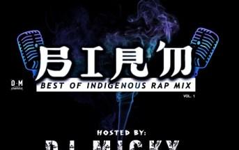 DJ Micky Best Of Indigenous Rap Mix