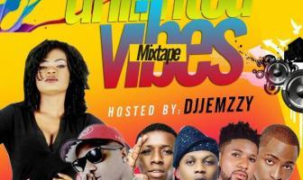 DJ Jemzy Unlimited Vibe Mixtape