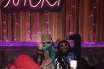 Wizkid hangs out with Nicki Minaj
