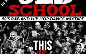 DJ KB 1000% Old School Mic Mix