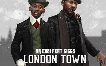 Mr Eazi - London Town ft. Giggs (Mp3)