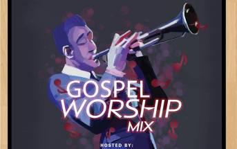 Dj Sjs - Gospel Worship Mix