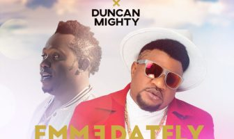 Ice K ft. Duncan Mighty – Emmedately Mp3