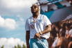 Davido performing to over 50,000 people at Wireless Festival UK