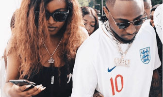 """""""Can't wait to spend forever with you"""" - Davido says to Chioma"""