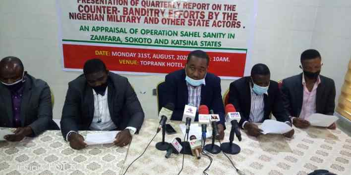 Banditry: Operation Sahel Sanity, others recorded tremendous success in restoring peace to northwest - CESJET