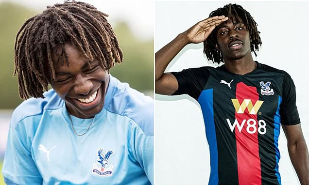 Crystal Palace sign England Under-21 forward Eberechi Eze on five-year deal