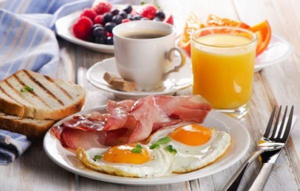 Top 7 healthiest food to eat for breakfast