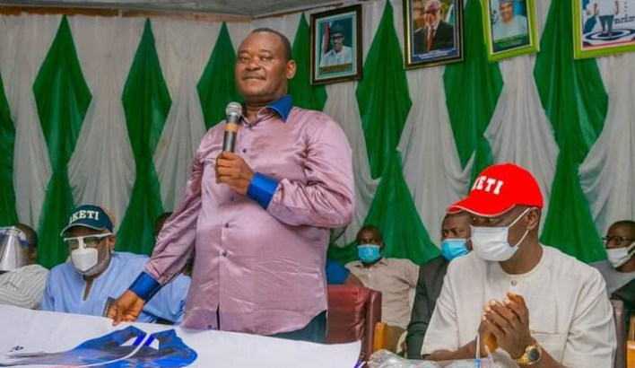 Jimoh Ibrahim not a member of our party since 2016, says PDP