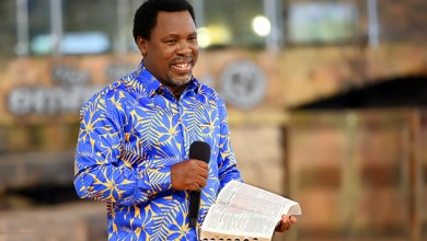 Isreali Tourism Minister presents National Award to Prophet TB Joshua