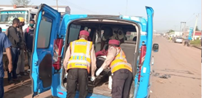 25-year-old man arrested for stealing FRSC van in Abuja
