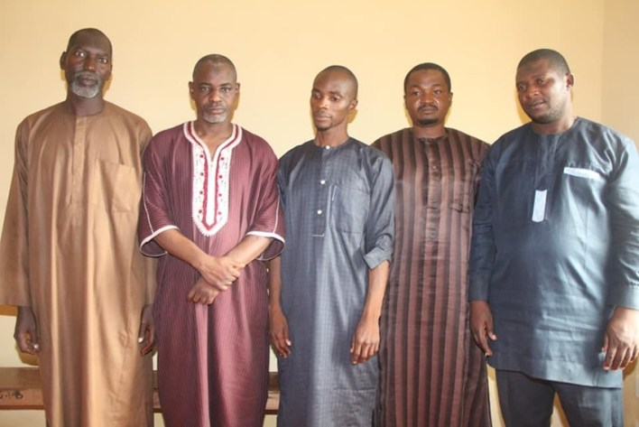 5 Bauchi State Govt officials arrested for pension scam, forgery, fraud
