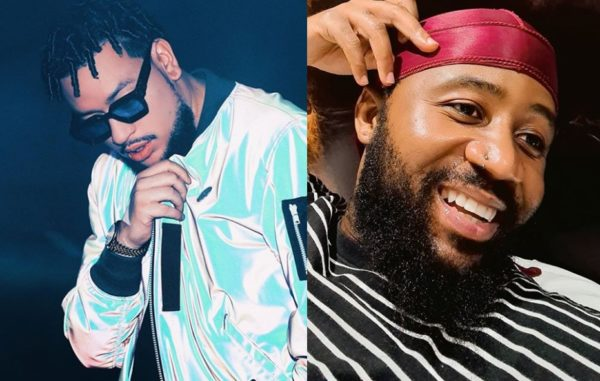 Stop clout chasing with lies – AKA to Cassper on their boxing match