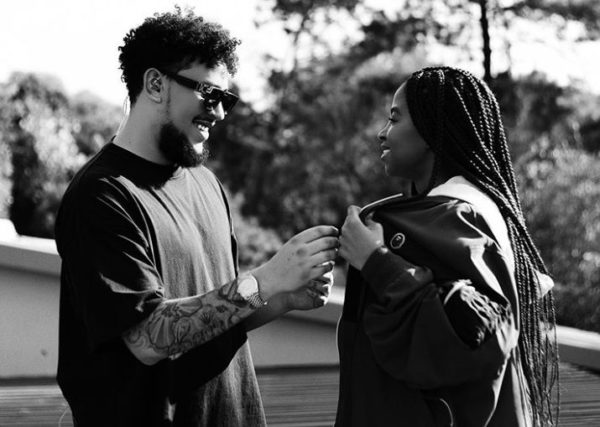 AKA finally gives Nelli all the attention – Here's what he's been doing