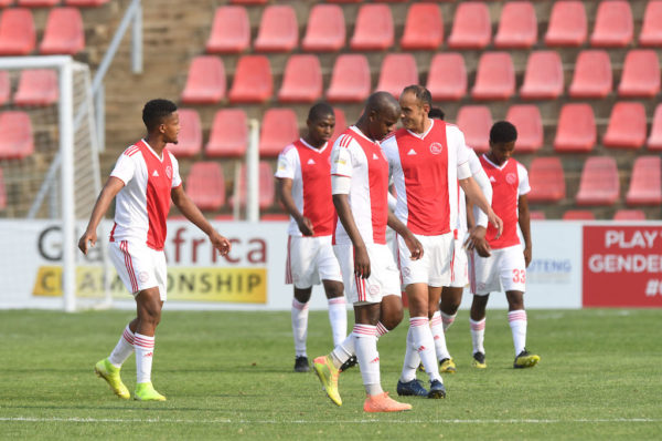 Ajax Amsterdam part ways with Ajax Cape Town