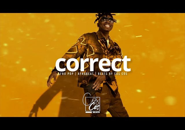 Cos Cos - Correct Afrobeat Instrumental