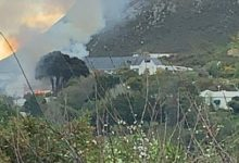 Fire breaks out in retired archbishop Desmond Tutu's home