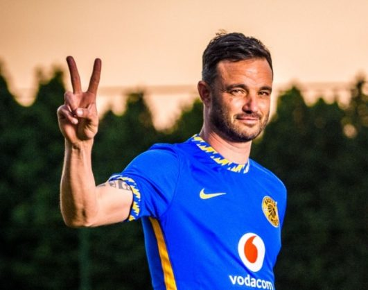 Sheppard excited to have finally joined Kaizer Chiefs