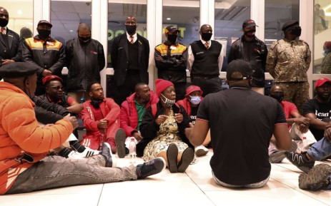 """""""At least 15 people have been arrested during protests at Clicks,"""" says Cele"""