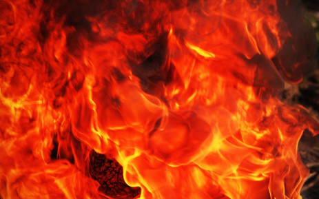 WATCH: Compost plant in Diepsloot engulfed in flames