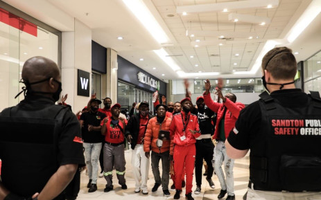 Gauteng Police on guard to monitor protests by EFF
