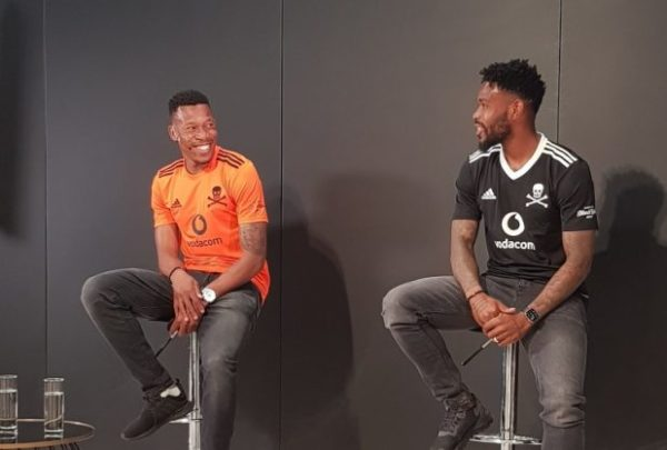 Jele in love with new Orlando away jersey