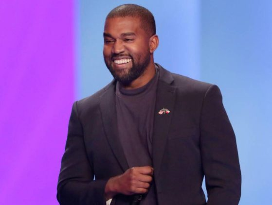 Kanye West miraculously walks on water during his Sunday service