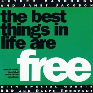 Luther Vandross & Janet Jackson -The Best Things in Life Are Free