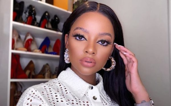 """'Being single is the pits""""- Mihlali Ndamase"""