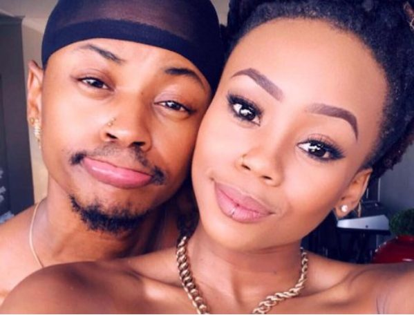 Bontle Modiselle and Priddy Ugly celebrate 1st year wedding anniversary