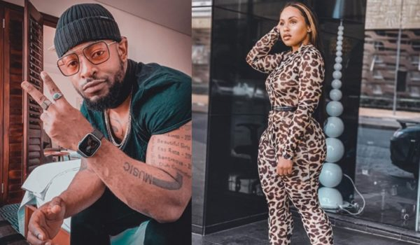 Prince Kaybee takes girlfriend through essential training – Watch