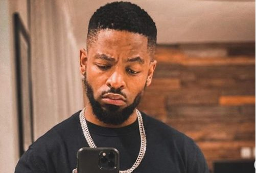 """No one comprehends your dream like you do,"" Prince Kaybee declared"