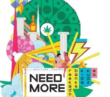 Reekado Banks Ft. Kida Kudz & EO - Need More