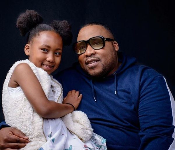 Stogie T celebrates daughter's 8th birthday – Photos