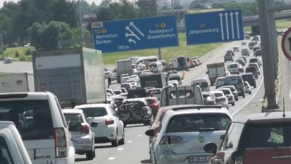 N3TC: Motorist advised to use alternative routes as high volume of traffic towards KZN is expected