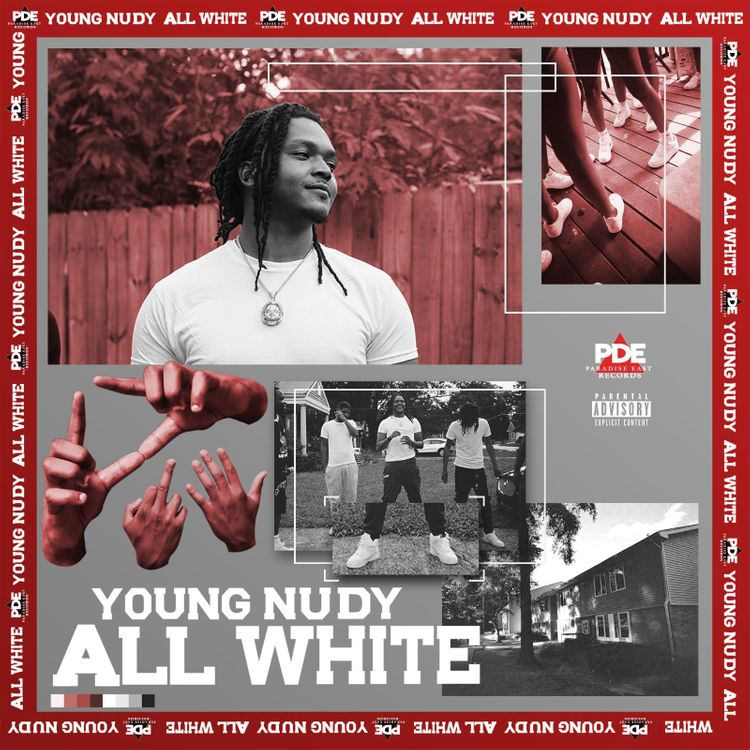 Young Nudy - All White