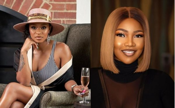 DJ Zinhle calls ex-BBN housemate, Tacha a boss – Here's why
