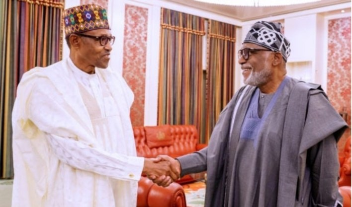 Ondo election: Buhari tasks APC to return Akeredolu governor