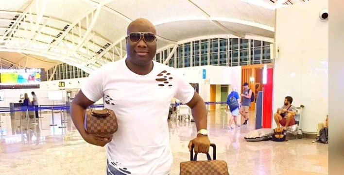 Mompha describes his return to Nigeria as 'disaster'