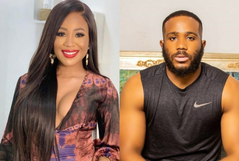 'I don't want to lose Erica', Kiddwaya cries out to Ebuka