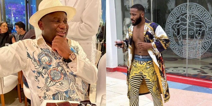 #BBNaijaLockdown: How my dad took 14 governors to London for his birthday – Kiddwaya