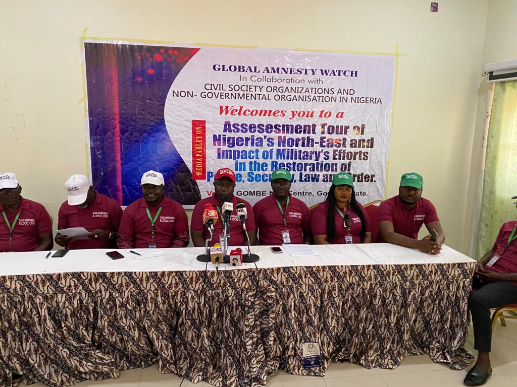 CSOs commend FG, for resettlement of IDPs after Boko Haram crisis