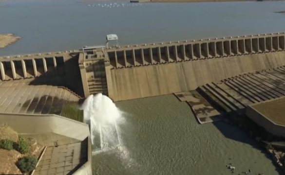 Cape Town dams rises to the brim first time in 5 years